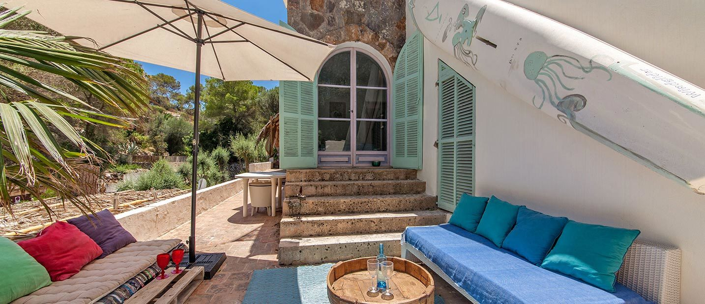 The Beach House Cala Llombards